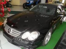 MERcedez Benz osebni avto mercedes benz SL 55 AMG V8 KOMPRESSOR