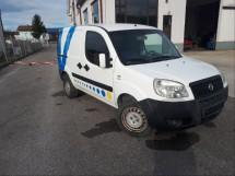 fiaT DOBLO Tovorno vozilo FIAT DOBLO 1,9 JTD