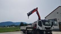 IVECO Tovorno vozilo IVECO STRALIS AD260