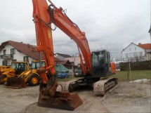 Bager HITACHI ZAXIS 210
