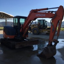 mini bager HITACHI ZAXIS 60 USB